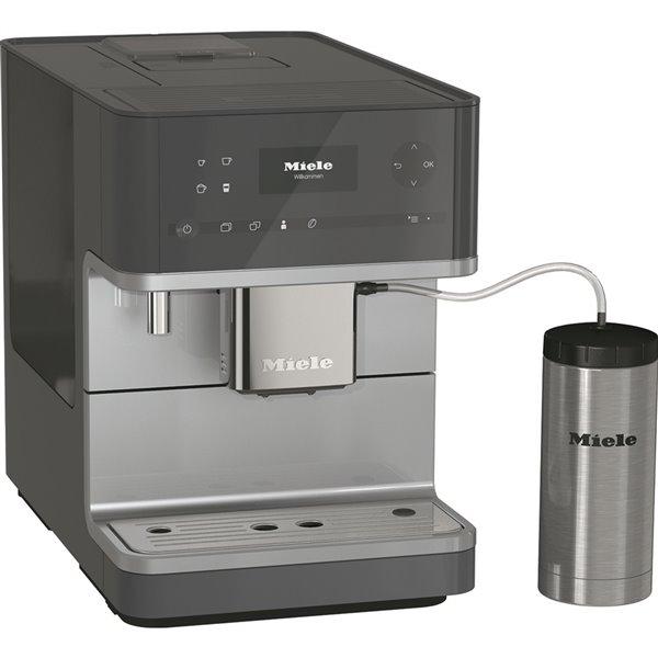 Machine Espresso Cm6350 Miele super automatique, grise