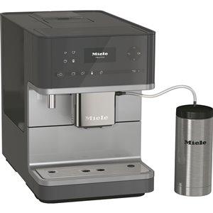 Miele Cm6350 Plastic Super Automatic Programmable Grey Espresso Machine