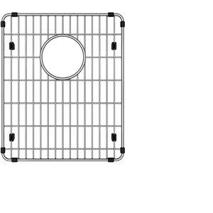 Grille d'évier en acier inoxydable Elegant par Elegant Stainless de 16,50 po x 12,50 po