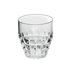 Guzzini Tiffany Clear 12-fl oz. Plastic Tumbler Glass