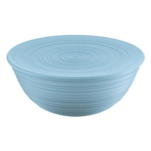 Guzzini Tierra Blue Extra Large Bowl With Lid