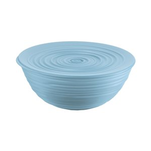 Guzzini Tierra Blue Large Bowl With Lid