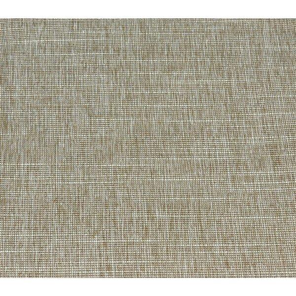 Panneau de rideau simple occultant taupe en polyester avec doublure thermique, 95 po, par Myne