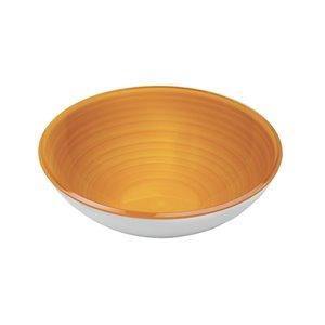 Guzzini Twist Medium Yellow Bowl