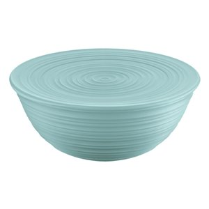 Guzzini Tierra Green Extra Large Bowl With Lid