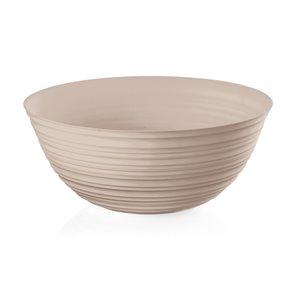 Guzzini Tierra Extra Large Brown Bowl
