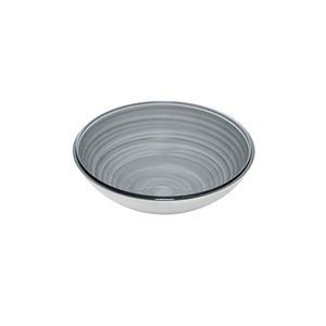 Guzzini Twist Small Grey Bowl
