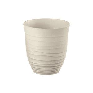 Guzzini Tierra Tan 11-fl oz. Plastic Tumbler Glass