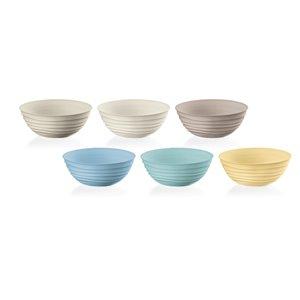 Guzzini Tierra Assorted Colours Bowls - Set of 6