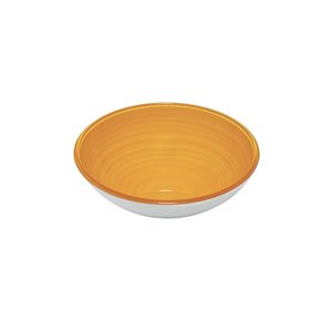 Guzzini Twist Small Yellow Bowl