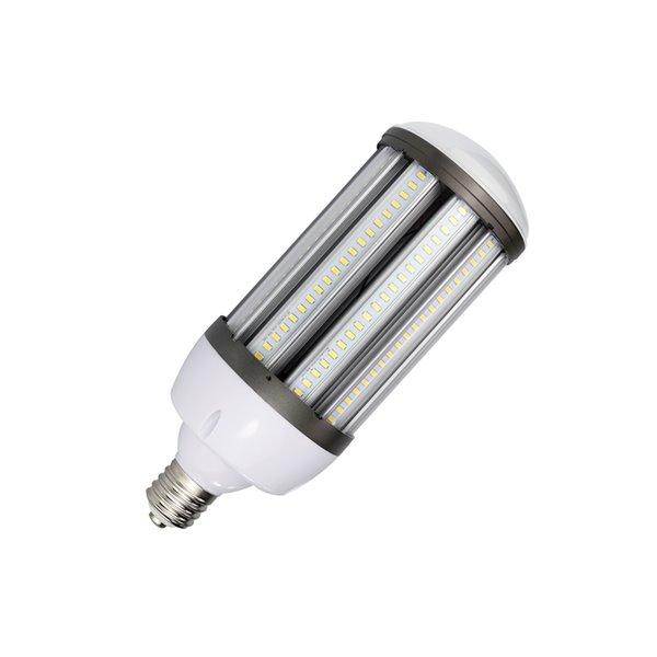 Ampoule DEL blanc brillant à intensité variable 120 watt EQ, 5000K, ED37, par Power Q