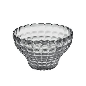Guzzini Tiffany Grey 4-fl oz. Plastic Cup