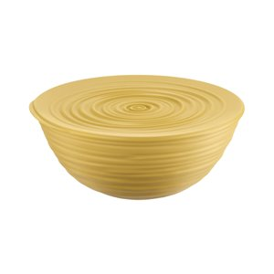 Guzzini Tierra Yellow Large Bowl With Lid
