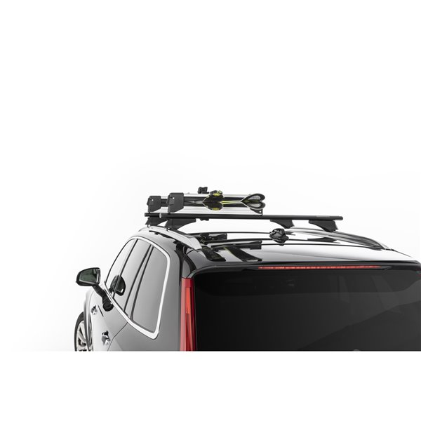 Porte-ski pour barres de toit YELO 4NS par Menabo