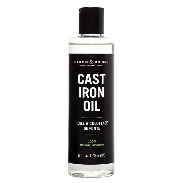 Ensemble de nettoyage et hydratant pour fonte de Caron & Doucet, 236 ml, 100% végétal