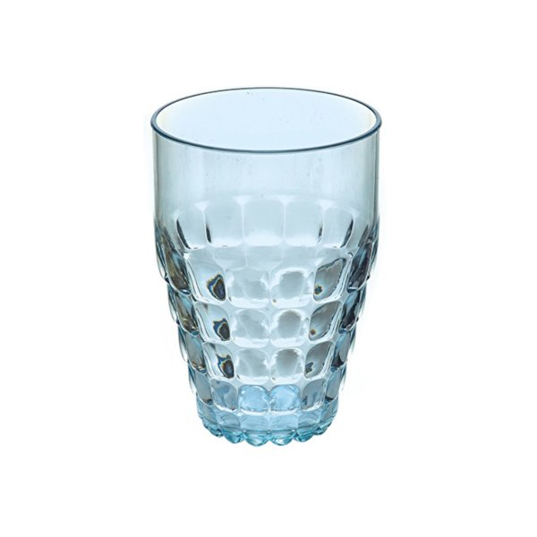 Guzzini Tiffany Blue 17-fl oz. Plastic Tumbler Glass