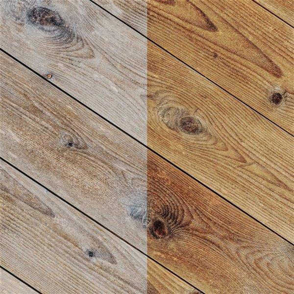 Huile pour meubles en bois, 100% naturelle de Caron & Doucet, 236ml