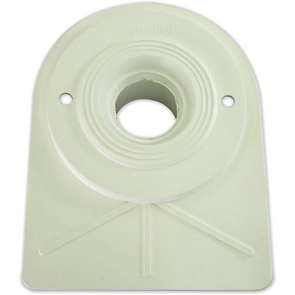 Joint d'étanchéité pour toilette universelle avec manchon et boulons Myne de Masterseal, caoutchouc