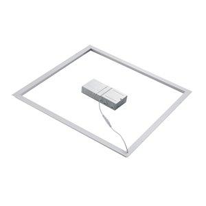 Power Q 2-ft x 2-ft L 1-Watt Integrated Led Flat Panel Light