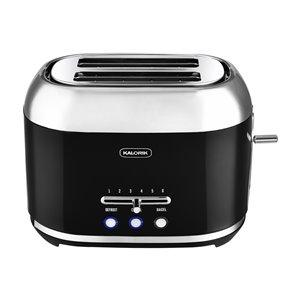 Kalorik 2-Slice Retro Black 1000 W Toaster