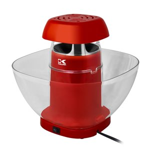 Kalorik Volcano 12-Cup Red Popcorn Maker