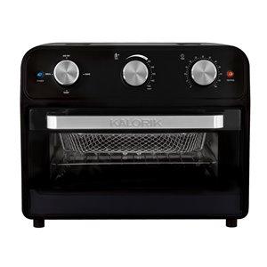 Kalorik 22-L Black Air Fryer/Toaster Oven