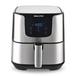 Kalorik 6-L Stainless Steel Digital Air Fryer