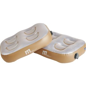 MSpa Inflatable SPA Floor Cushion Seat for comfort - Set of 2 pieces