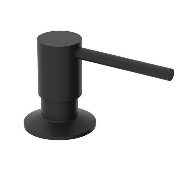 Vigo Bolton Matte Black Soap And Lotion Dispenser