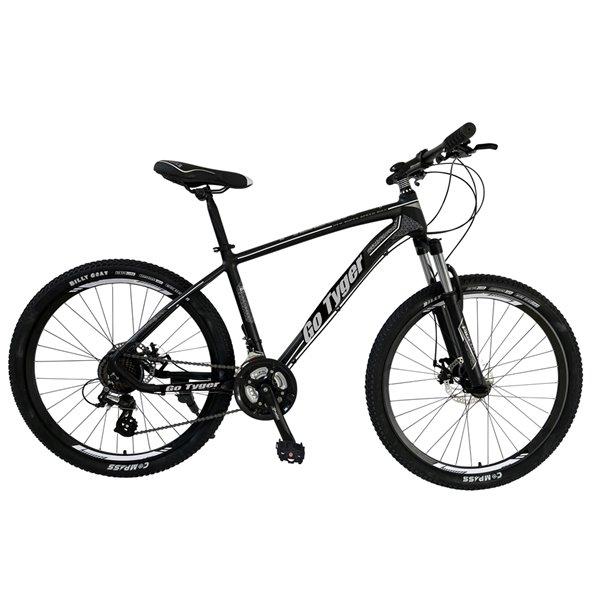 Vélo de montagne unisexe Gotyger, 26 po