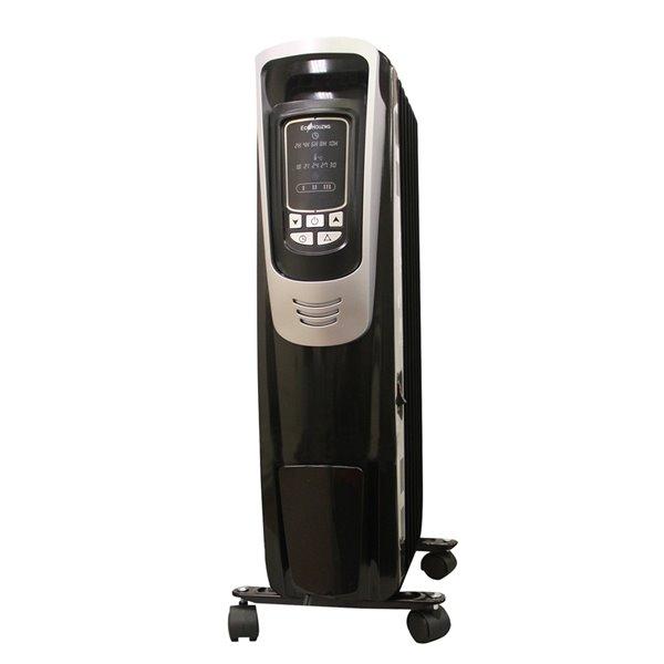 Radiateur d'Ecohouzng électrique intérieur, utilitaire rayonnant, à bain d'huile de 1500 watts