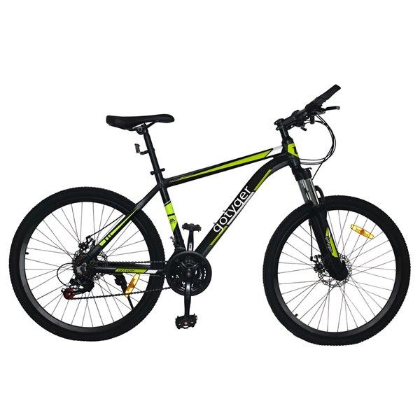 Vélo de montagne unisexe Gotyger de 26 po