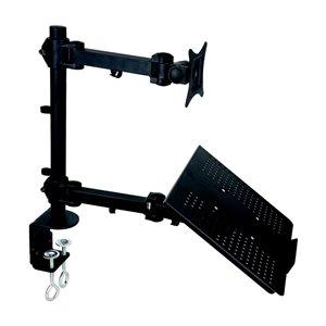 Support TV Full Motion de Tygerclaw avec matériel inclus