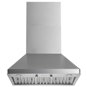 Ancona 30-in Ducted Stainless Steel Wall-Mounted Range Hood