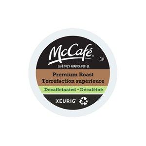 Keurig McCafe Decaffeinated Premium Roast 96-Pack of K-Cup Coffee Pods