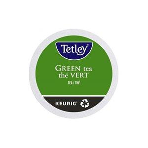 Ensemble de 96 capsules de café K-Cup par Keurig de Thé vert de Tetley