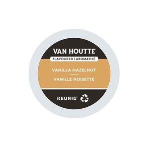 Ensemble de 96 capsules de café K-Cup par Keurig de Vanille noisette de Van Houtte