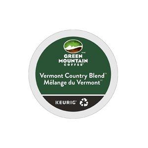 Ensemble de 96 capsules de café K-Cup par Keurig de Mélange du Vermont de Green Mountain