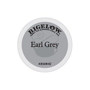 Ensemble de 96 capsules de café K-Cup par Keurig de Earl Gray de Bigelow