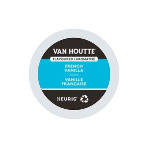 Keurig Van Houtte French Vanilla 96-Pack of K-Cup Coffee Pods