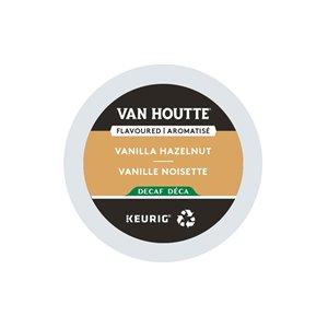 Keurig Van Houtte Decaffeinated Vanilla Hazelnut 96-Pack of K-Cup Coffee Pods