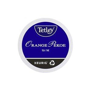Ensemble de 96 capsules de café K-Cup par Keurig de Thé Orange Pekoe de Tetley