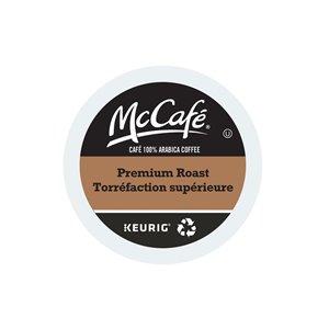 Ensemble de 96 capsules de café K-Cup par Keurig de Torréfaction supérieure de McCafe