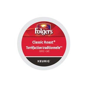 Keurig Folgers Classic Roast 96-Pack of K-Cup Coffee Pods