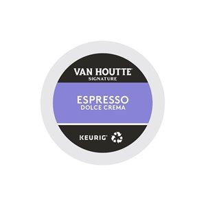 Keurig Van Houtte Espresso Dolce Crema 96-Pack of K-Cup Coffee Pods