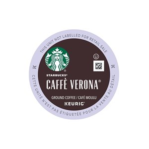 Keurig Starbucks Caffè Verona 96-Pack of K-Cup Coffee Pods