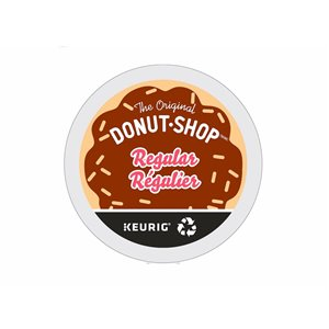 Ensemble de 96 capsules de café K-Cup par Keurig de Régulier de Coffee People