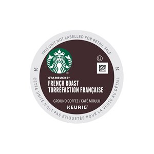 Keurig Starbucks French Roast 96-Pack of K-Cup Coffee Pods