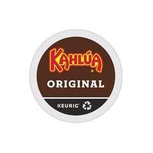 Ensemble de 96 capsules de café K-Cup par Keurig de Torréfaction légère originale de Kahlua