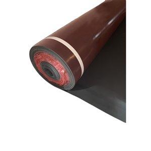 Sous-couche supérieure pour plancher Home Inspired Floors, 100 pi², 3 mils